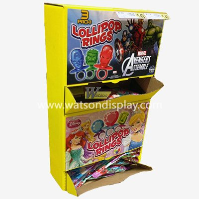 Lollipop Cardboard Displays