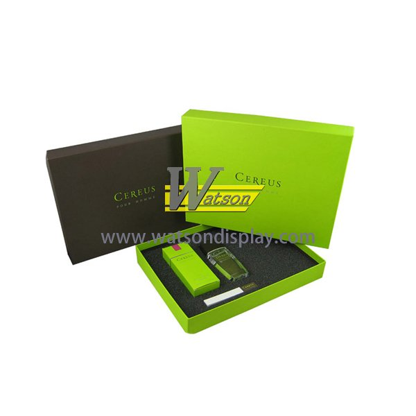 Cardboard cosmetic gift box manufacturers in china